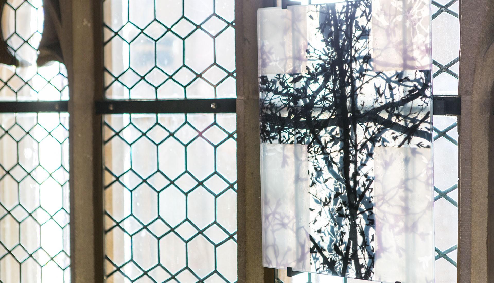Glasfenster Kapelle